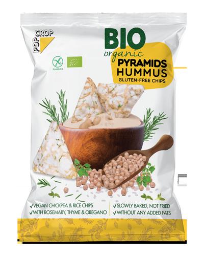 Bio Piramidki HUMMUS
