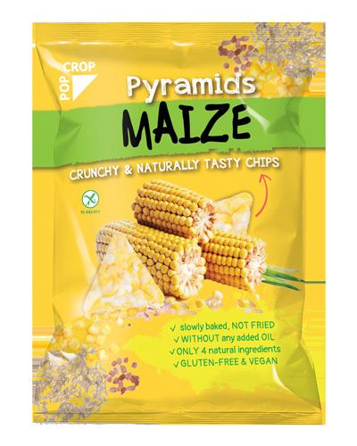 Pyramids Maize